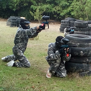 DiscoBus Paintball